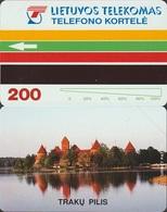 323/ Lithuania; P3. Traku Pilis - Litouwen