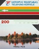 324/ Lithuania; P3. Traku Pilis - Litouwen
