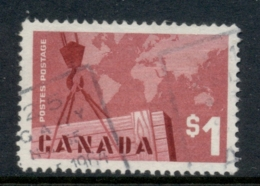 Canada 1963 Export FU - 1952-.... Règne D'Elizabeth II