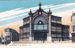 89 - Yonne -  AUXERRE -   Le Marché - Auxerre