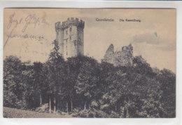 Gerolstein - Die Kasselburg - 1918 Feldpost - Gerolstein