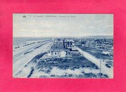 62, Pas-de-Calais, LE TOUQUET-PARIS-PLAGE, Panorama De L'Atlantic, 1922, (CAP) - Le Touquet