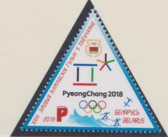 Belarus 2018 PyeongChang Olympic Games MNH/** (H60) - Winter 2018: Pyeongchang