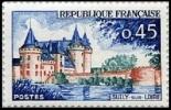 France N° 1313 ** Site - Monument - Architecture - Château De Sully Sur Loire - Eau - - France