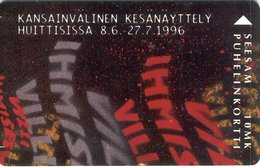 Finland Phonecard Turku P28 - Finlande