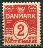 DANEMARK -  Y&T  N° 49 *...perf 12,5 - 1905-12 (Frederik VIII)