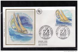 FDC - 2831 - Postiers Autour Du Monde - 1990-1999