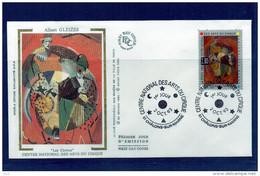 FDC - 2833 - Albert Gleizes - 1990-1999