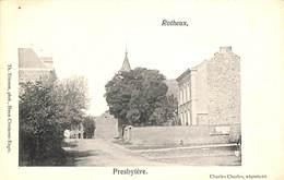 Rotheux - Presbytère (Th. Tricnon Phot.) (prix Fixe) - Neupré