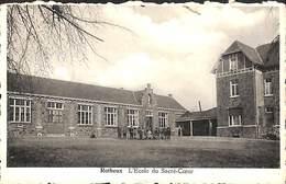 Rotheux - L'Ecole Du Sacré-Coeur (animée, Edit. Prosper Antoine, Coiffeur) (prix Fixe) - Neupré