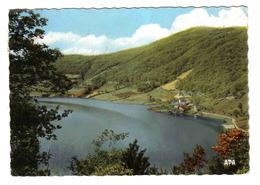 12 Saint St GENIEZ D'OLT Vers Espalion N°212 Le Lac à Cabanac VOIR DOS En 1966 - Espalion