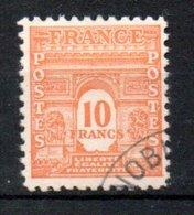 E158 France Oblitéré N° 629 à 10% De La Côte !!! - Francia