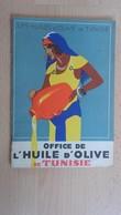 """OFFICE DE L""""HUILE D""""OLIVE DE TUNISIE - Werbung"""