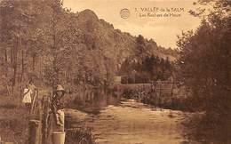 Vallée De La Salm - Les Rochers De Hourt (animée, Photo Belge Lumière) (prix Fixe) - Trois-Ponts