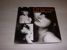 CD MUSIQUE 2 TITRES - ORIANNE - JE SUIS COMME JE SUIS - LES YEUX Des HOMMES 2000 - Musique & Instruments