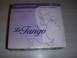 CD MUSIQUE COLLECTION DANSEZ Vol 3 Le TANGO Avec Les PAS 2002 - Compilations