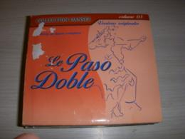 CD MUSIQUE COLLECTION DANSEZ Vol 5 Le PASO DOBLE Avec Les PAS 2002 - Compilations
