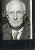Photo De Presse  L'éssayiste MARCEL BRION  élu Académicien En 1964 - Personnes Identifiées