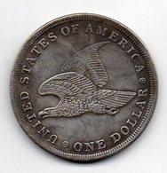 USA : 1 Dollar 1839 - 1840-1873: Seated Liberty