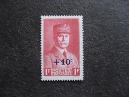 TB N° 494, Neuf XX. - Unused Stamps