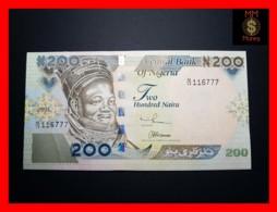 NIGERIA 200 Naira  2003  P. 29 B  UNC - Nigeria