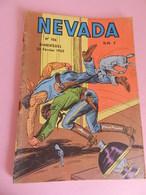 NEVADA N°106 1963 - Nevada