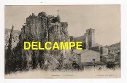 DD / 34  HERAULT / MOURÈZE / VUE GENERALE ET LE CALVAIRE - France