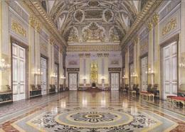 (F386) - CASERTA - Palazzo Reale, Sala Del Trono - Caserta