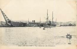 CPA 83 Var La Seyne-sur-Mer Vue Générale Des Chantiers - La Seyne-sur-Mer