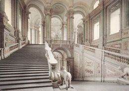 (F390) - CASERTA - Palazzo Reale, Scala Regia E Peristili - Caserta