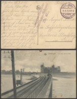 Belgique 1915 - Poste Militaire Armée Allemande Carte Postale Zeebrugge - Army: German