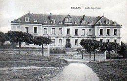 87 - BELLAC - école Supérieure - Bellac