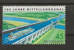 -Mittelland Kanal 50 Ans.. - BRD
