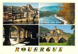 12 - Rouergue - Multivues - Frankrijk