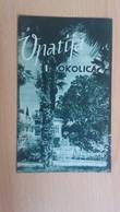 Opatija I Okolica(STAMPARIJA ROZANKOVSKI,ZAGREB) - Tourism Brochures