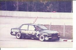 "PHOTO D'ARCHIVES : COURSE AUTOMOBILE - MONTLHERY 1985 -   "" PEUGEOT 505 TURBO "" Pilote: MALCHER - N° 2 - Montlhery"