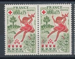 1860** Croix-Rouge (x2) - France