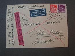 Stuttgart Express 1951 Berlin - [7] République Fédérale