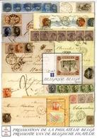 Belgique België 3961 Philatélie - Briefmarken Auf Briefmarken