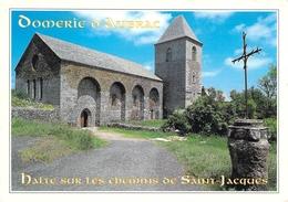 12 - Aubrac - Domerie D'Aubrac (Hôpital D'Aubrac) - Vue Sur L'ancien Monastère - Frankrijk