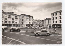 - CPSM COURNON-D'AUVERGNE (63) - La Place De La République 1965 (HOTEL DU MIDI) - Photo CIM N° 10 - - Altri Comuni