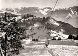 Kulm Skilift - Ybergeregg SZ (02161) - SZ Schwyz