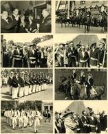 Schützenfest Dorsten (4270) Lot Mit über 30 Fotos Meist 13 X 8,5 Cm I-II - Waffenschiessen