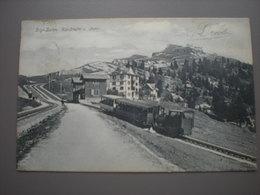 RIGI KULM - RIGI BAHN  1906 - SZ Schwyz