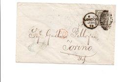 Storia Postale  Postal History    37a - Briefe U. Dokumente