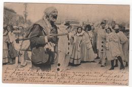 CPA 06 : Types De La Rue - Baïlet - Carnaval De NICE - Ed. Giletta - Précurseur DND 1902 - - Carnaval