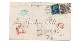 Storia Postale  Postal History    38a - Briefe U. Dokumente