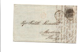 Storia Postale  Postal History    40a - Briefe U. Dokumente