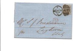 Storia Postale  Postal History    41a - Briefe U. Dokumente