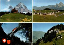 Stoos - 4 Bilder (6654) - SZ Schwyz